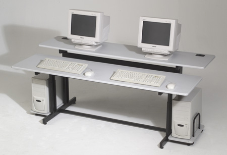 Top Quality Computer Tables U0026 Computer Lab Furniture At Ultra Low Prices.  Call Today!