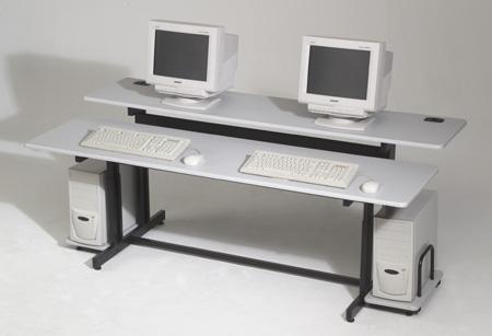 Computer Tables U0026 Training Tables · Split Level Tables